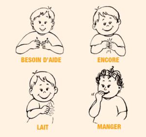 LSF pour les bébés